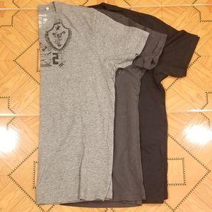 Guess Jeans Vintage 3 Pack - Men's T-Shirts Large
